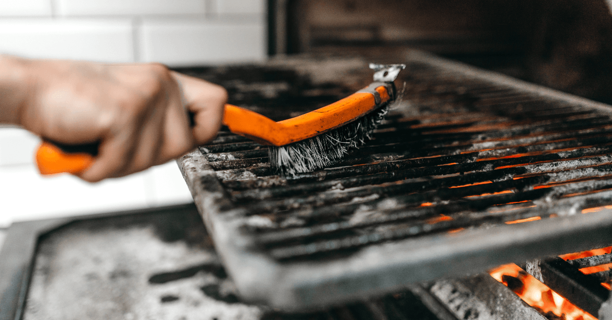 tips for maintaining your grill during the summer