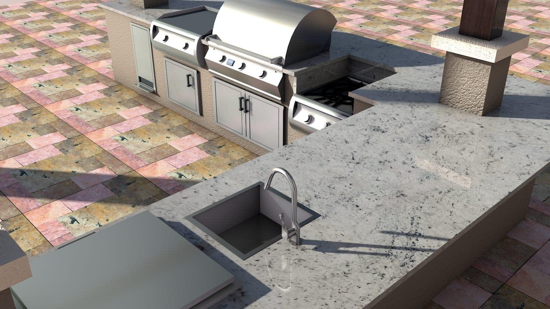 Outdoor Kitchen Design near me