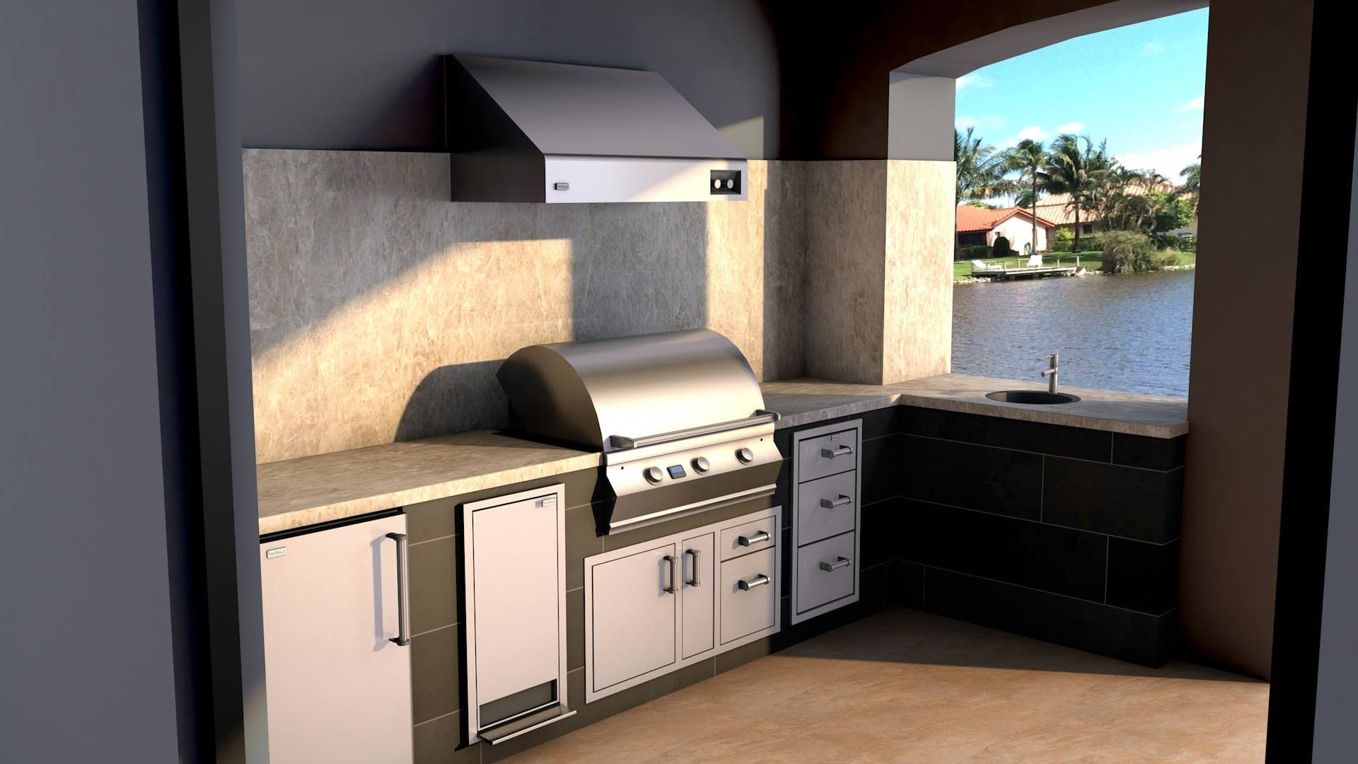 Get Our Best Ideas For Outdoor Kitchens