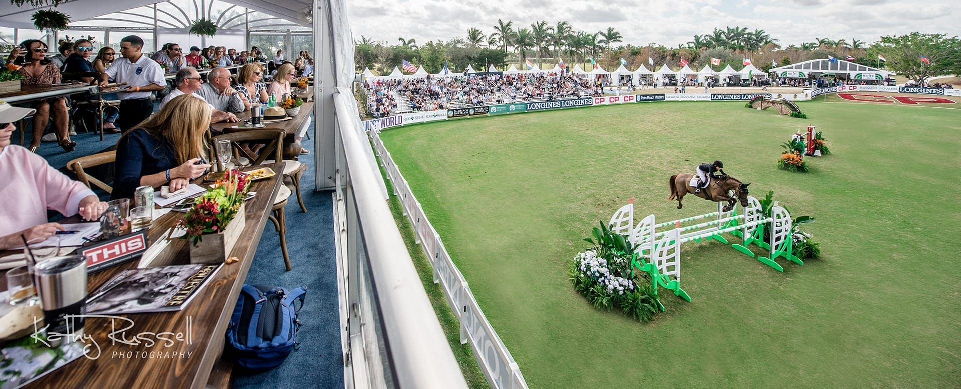Wellington Florida Equestrian Show