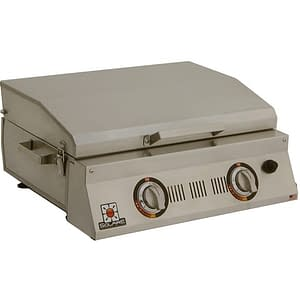 Solaire Double Burner Portable Infrared Grill
