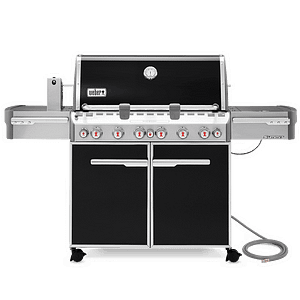 Weber Summit® E-670 Gas Grill (Natural Gas)