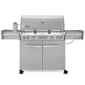 Weber Summit® S-670 Gas Grill