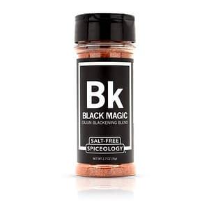 Spiceology - Black Magic Salt-Free Seasoning