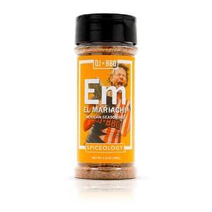 Spiceology - El Mariachi - Mexican Seasoning - 3.8 OZ