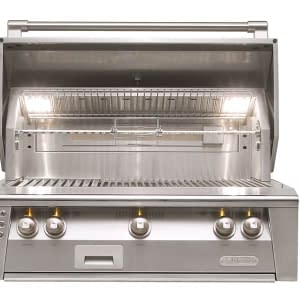 Alfresco 36 Built-In Grill 3 Burner Rotis