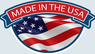 Small Made in the USA Solaire Gas Grills Badge