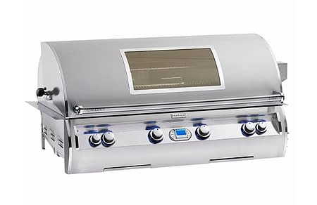 Large Built-in Grill Cleaning Services - Grill Tanks Plus