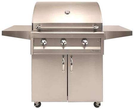Artisan American Eagle 32 Cart Grill