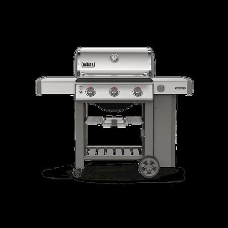 Weber Genesis® II S-310 Gas Grill Stainless Steel