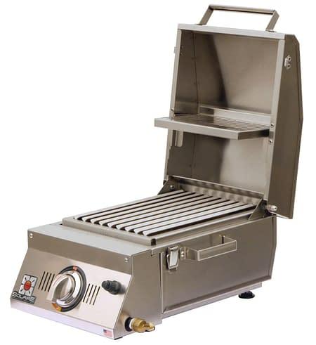 Single Burner Portable Infrared Grill