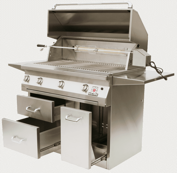 36″ Solaire® Infrared BBQ Grill
