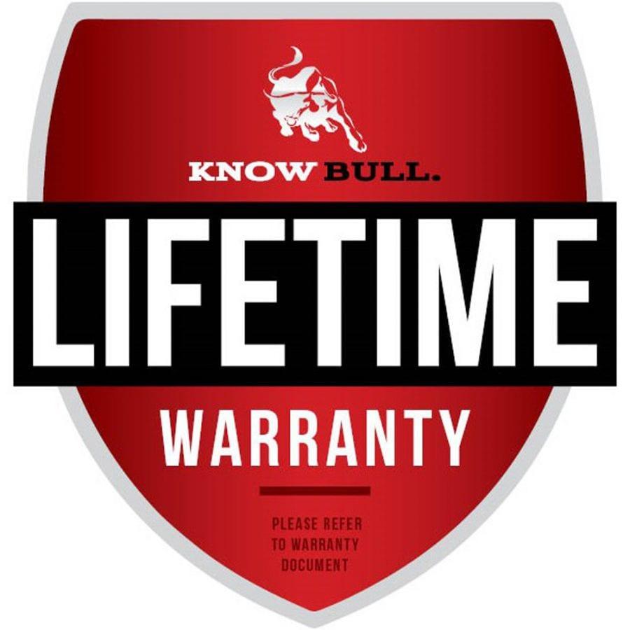 Lifetime Guarantee Bull Grills